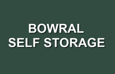Bowral Self Storage