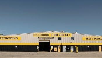 National Storage Dandenong South, Melbourne