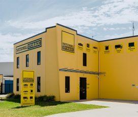 National Storage Rutherford, Hunter
