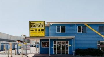 National Storage Brooklyn, Melbourne