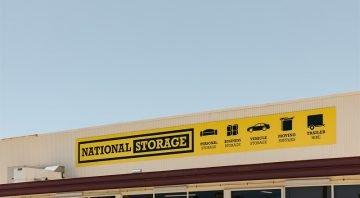 National Storage Northcote, Melbourne